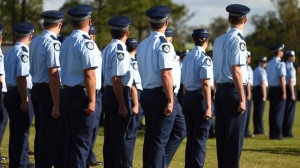Queensland Police Recruits