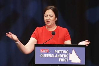 Annastacia Palaszczuk - Labor Party - Queensland